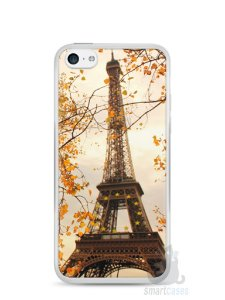 Capa Iphone 5C Torre Eiffel #1