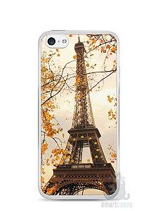 Capa Iphone 5C Torre Eiffel #1
