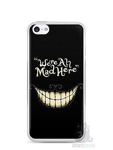 Capa Iphone 5C Alice no País das Maravilhas