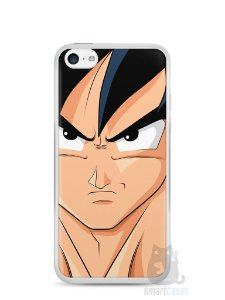 Capa Iphone 5C Dragon Ball Z Goku