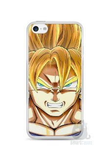 Capa Iphone 5C Dragon Ball Z Gohan SSJ2