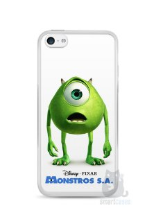 Capa Iphone 5C Mike Wazowski Monstros S.A.