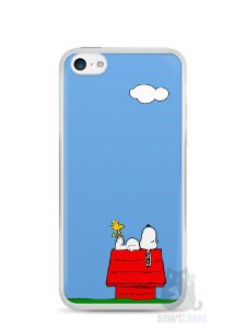 Capa Iphone 5C Snoopy #3
