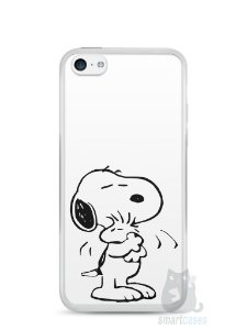 Capa Iphone 5C Snoopy #2