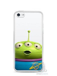 Capa Iphone 5C Aliens Toy Story #1