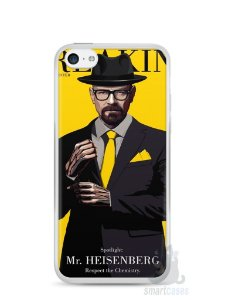 Capa Iphone 5C Breaking Bad #2