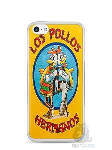Capa Iphone 5C Breaking Bad Los Pollos Hermanos #2