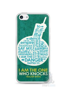 Capa Iphone 5C Breaking Bad #5