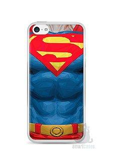 Capa Iphone 5C Super Homem #2