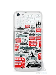 Capa Iphone 5C Londres #2