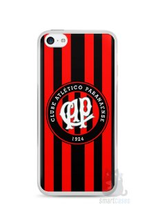 Capa Iphone 5C Time Atlético Paranaense