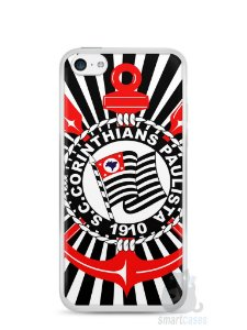 Capa Iphone 5C Time Corinthians #2