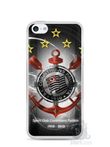 Capa Iphone 5C Time Corinthians #5
