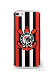 Capa Iphone 5C Time Corinthians #4
