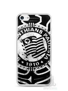Capa Iphone 5C Time Corinthians #3