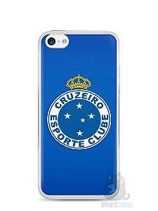 Capa Iphone 5C Time Cruzeiro #1