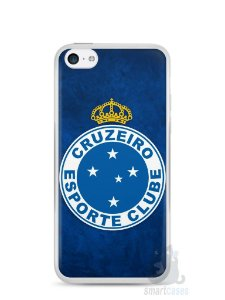 Capa Iphone 5C Time Cruzeiro #3