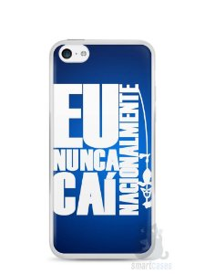 Capa Iphone 5C Time Cruzeiro #4