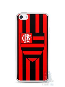 Capa Iphone 5C Time Flamengo #1