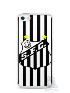 Capa Iphone 5C Time Santos