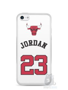 Capa Iphone 5C Michael Jordan 23