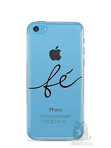 Capa Iphone 5C Fé