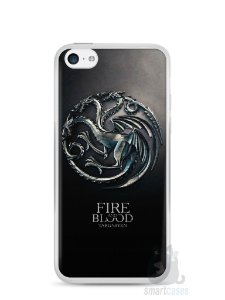 Capa Iphone 5C Game Of Thrones Targaryen
