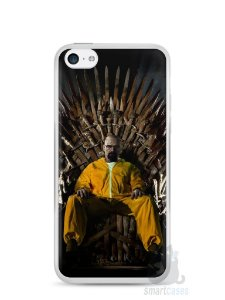 Capa Iphone 5C Heisenberg Game Of Thrones