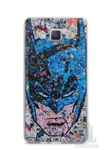 Capa Samsung A5 Batman Comic Books #1