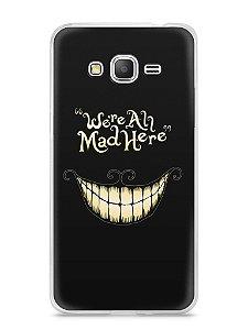 Capa Samsung Gran Prime Alice no País das Maravilhas