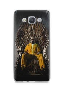 Capa Samsung A5 Heisenberg Game Of Thrones