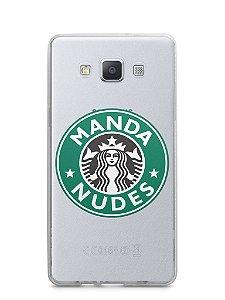 Capa Samsung A5 Manda Nudes