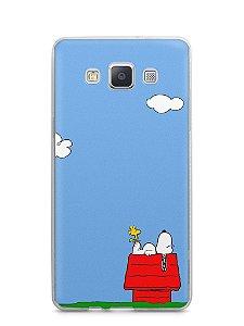 Capa Samsung A5 Snoopy #3