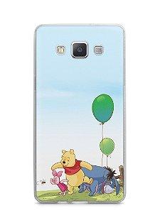 Capa Samsung A5 Ursinho Pooh