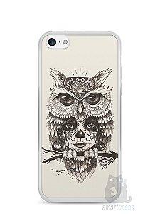 Capa Iphone 5C Coruja #4