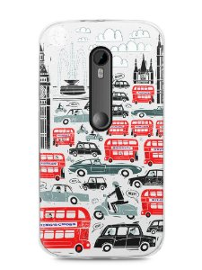 Capa Moto G3 Londres #2