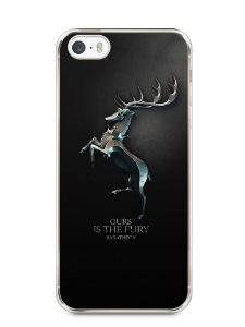 Capa Iphone 5/S Game Of Thrones Baratheon