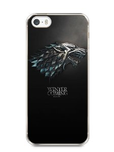 Capa Iphone 5/S Game Of Thrones Stark