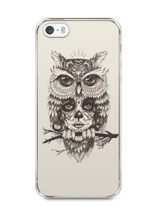 Capa Iphone 5/S Coruja #4