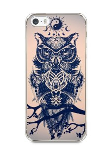 Capa Iphone 5/S Coruja #5
