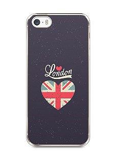 Capa Iphone 5/S Londres #5