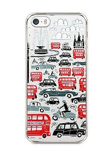 Capa Iphone 5/S Londres #2