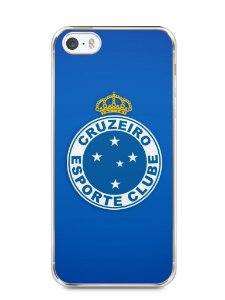 Capa Iphone 5/S Time Cruzeiro #1