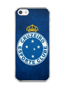 Capa Iphone 5/S Time Cruzeiro #3