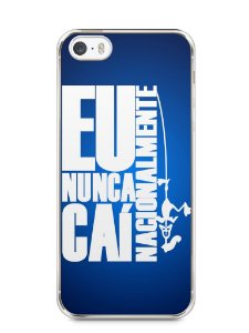 Capa Iphone 5/S Time Cruzeiro #4