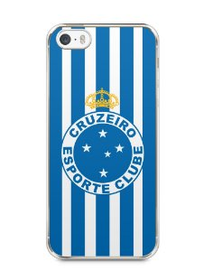 Capa Iphone 5/S Time Cruzeiro #2