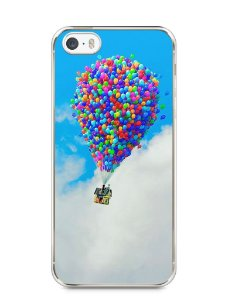 Capa Iphone 5/S Balões