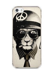 Capa Iphone 5/S Boneco Capitão