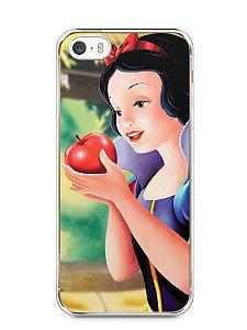 Capa Iphone 5/S Branca de Neve