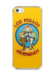 Capa Iphone 5/S Breaking Bad Los Pollos Hermanos #2